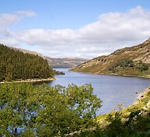 Haweswater Reservoir by neonwilderness