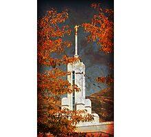 Mount Timpanogos - Framed Photographic Print