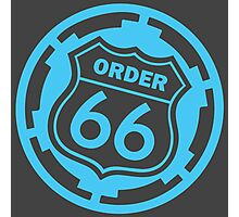 Execute Order no.66 - Star Wars Photographic Print