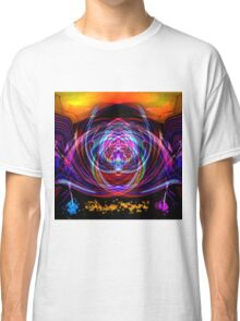 Abstract 52215 Square Classic T-Shirt