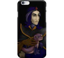 Renaissance wizard iPhone Case/Skin
