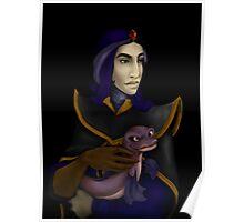 Renaissance wizard Poster