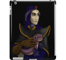 Renaissance wizard iPad Case/Skin
