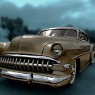 1954 Chevrolet Custom Hot Rod by TeeMack