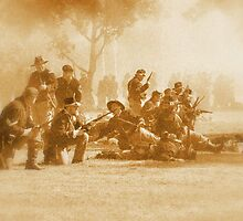 Battle Line by Richard Stephan Bergquist