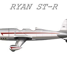 Ryan ST-R by RdBobble33