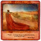 2010 Foxfires Calendar - February by Aimee Stewart