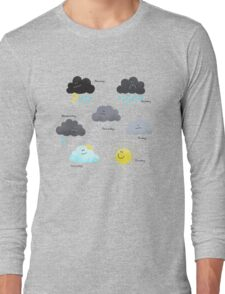 The Bright Side of Life Long Sleeve T-Shirt