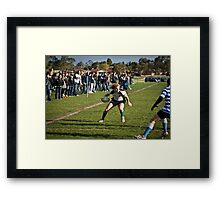 Rams Supporters Framed Print