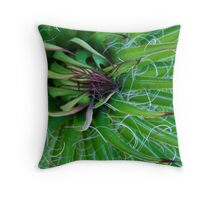 Pointy Bits Throw Pillow