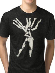 Spiral Tri-blend T-Shirt