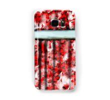 The Red Curtain Samsung Galaxy Case/Skin