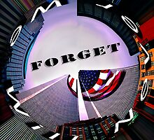 9-11 We Will Never Forget by Warren Paul Harris