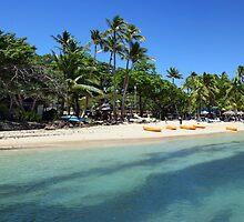 Yanuca Island - Fiji by Peter Redmond
