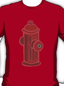 FIRE HYDRANT T-Shirt
