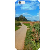 Besides the cornfields | landscape photography iPhone Case/Skin