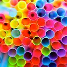 Straws by Jessica Milena Castro