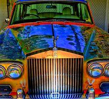 Australian Artist Pro Hart's Rolls Royce by John Miner