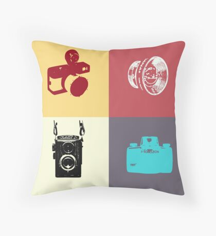 ломография | Lomography Throw Pillow