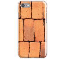 Drying Adobe Bricks iPhone Case/Skin