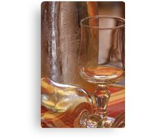 Cool Drink of Water Canvas Print