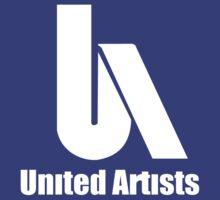 United Artists early 1980s by djpalmer