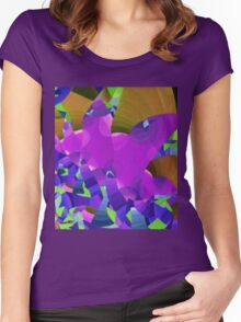 CARNIVALE 4  Women's Fitted Scoop T-Shirt