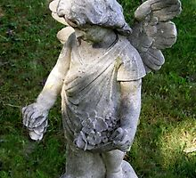 Learn To Fly Angel by Marie Sharp