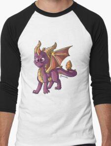Cute little Spyro Men's Baseball ¾ T-Shirt