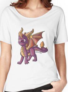 Cute little Spyro Women's Relaxed Fit T-Shirt