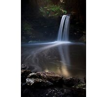 Secret Hotwaterfall 5 Photographic Print