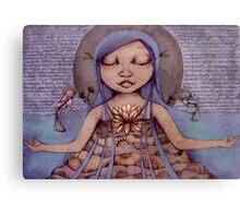 Affirmation Canvas Print