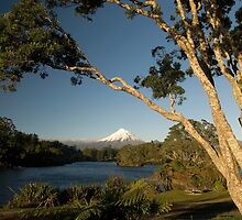 Mount Taranaki 5 by Paul Mercer