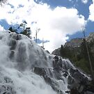 Eagle Falls II by Jon  Johnson