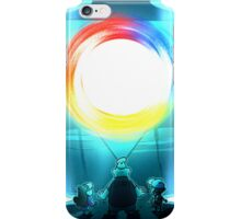 Riddled With Indecision  iPhone Case/Skin