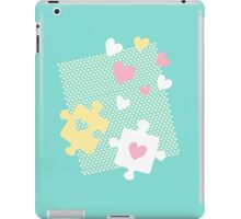 Pastel Lover's Puzzles iPad Case/Skin