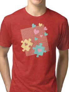 Pastel Lovers Tri-blend T-Shirt