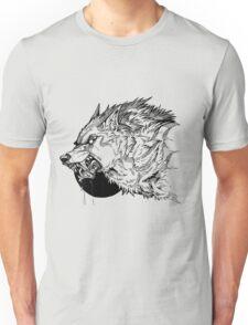 Werewolf moon inks Unisex T-Shirt