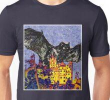 Dracula's Castle, Romania Unisex T-Shirt