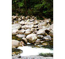 Rockin River Photographic Print