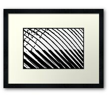 ~Spouting Illusions~ Framed Print