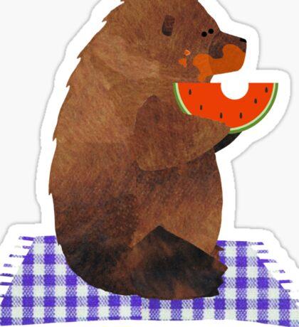 Cheltenham carried a watermelon Sticker