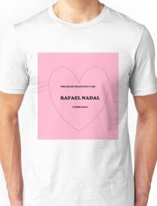 rafael love Unisex T-Shirt