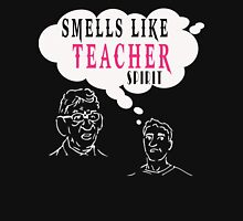 SMELLS LIKE TEACHER SPIRIT Unisex T-Shirt