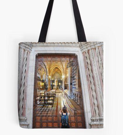 Remember Siena Tote Bag