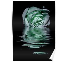 Green Flood Poster