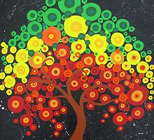 Trees of Joy by cathyjacobs