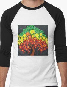 Trees of Joy Men's Baseball ¾ T-Shirt