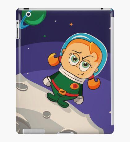 Zoe Conquers The Moon iPad Case/Skin