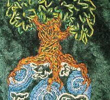 Tree of Life by Quinn Blackburn